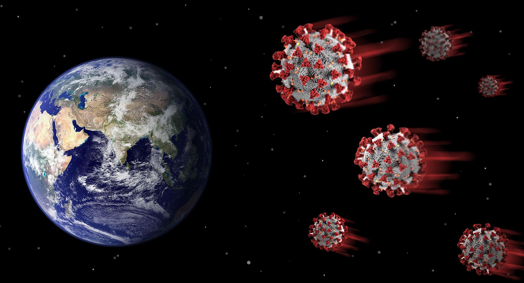 В метеоритах нашли инопланетных существ: эксклюзивное интервью профессора NASA