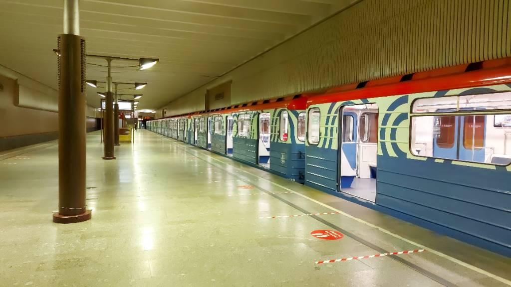 В московском метро запустили систему распознавания лиц