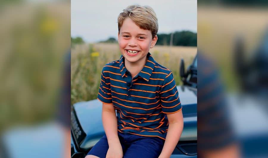 Кейт Миддлтон и принц Уильям показали фото сына, и одна деталь растрогала Сеть