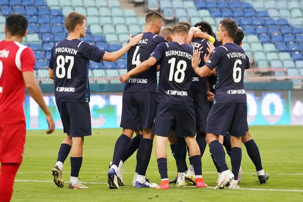Победный дебют в еврокубках: 'Сочи' разгромил азербайджанский клуб в квалификации Лиги конференций
