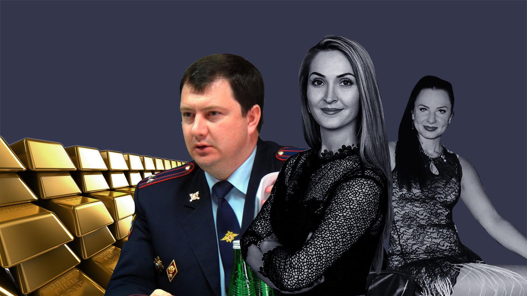 Ищите у женщин: Бывшая жена и любовница главы УГИБДД Ставрополья оказались ещё богаче