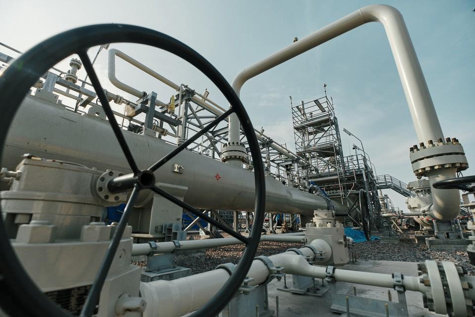 Цена газа в Европе упала после заявления 'Газпрома' о 'Северном потоке – 2'