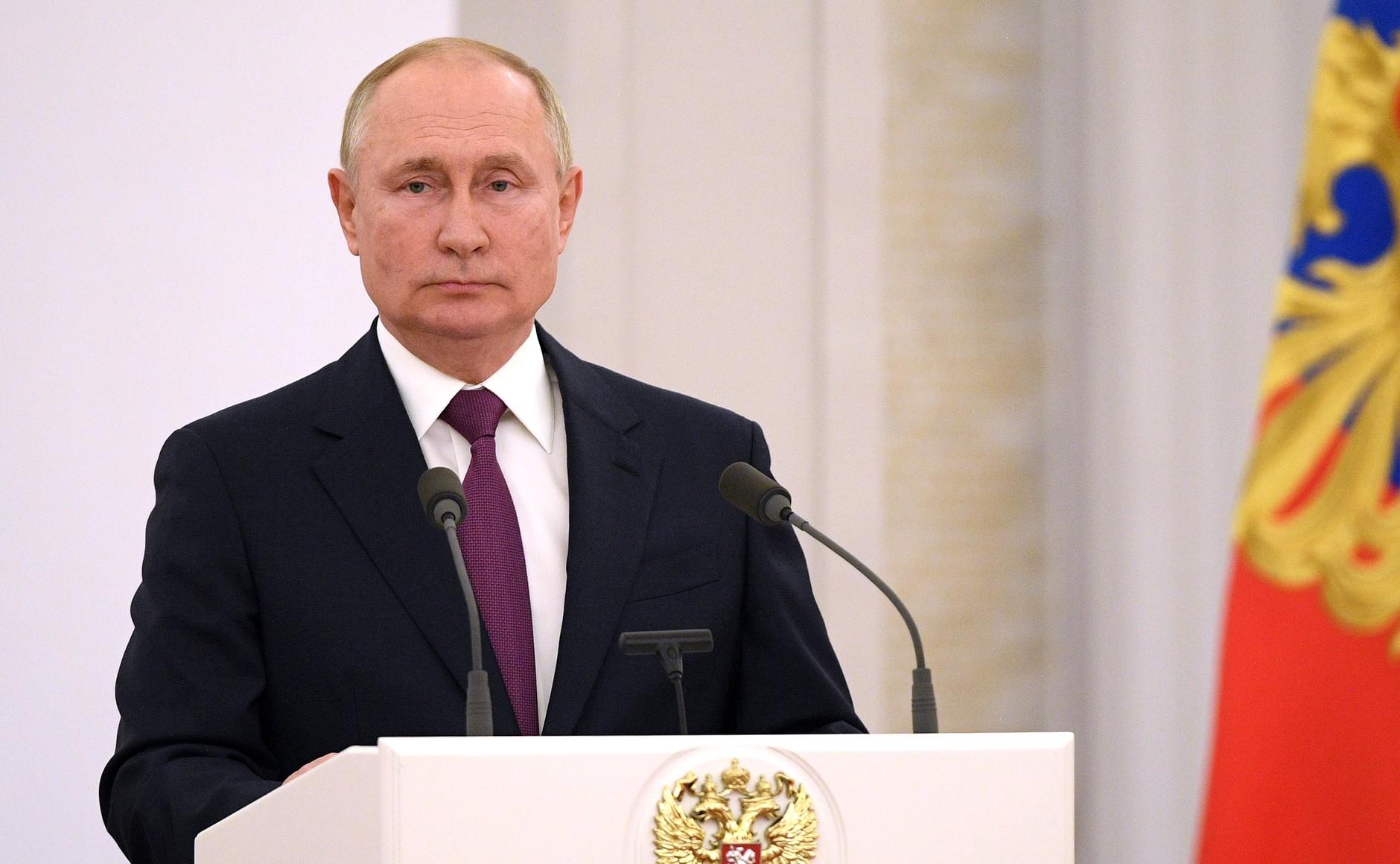 Путин заявил, что создание AUKUS подрывает региональную стабильность
