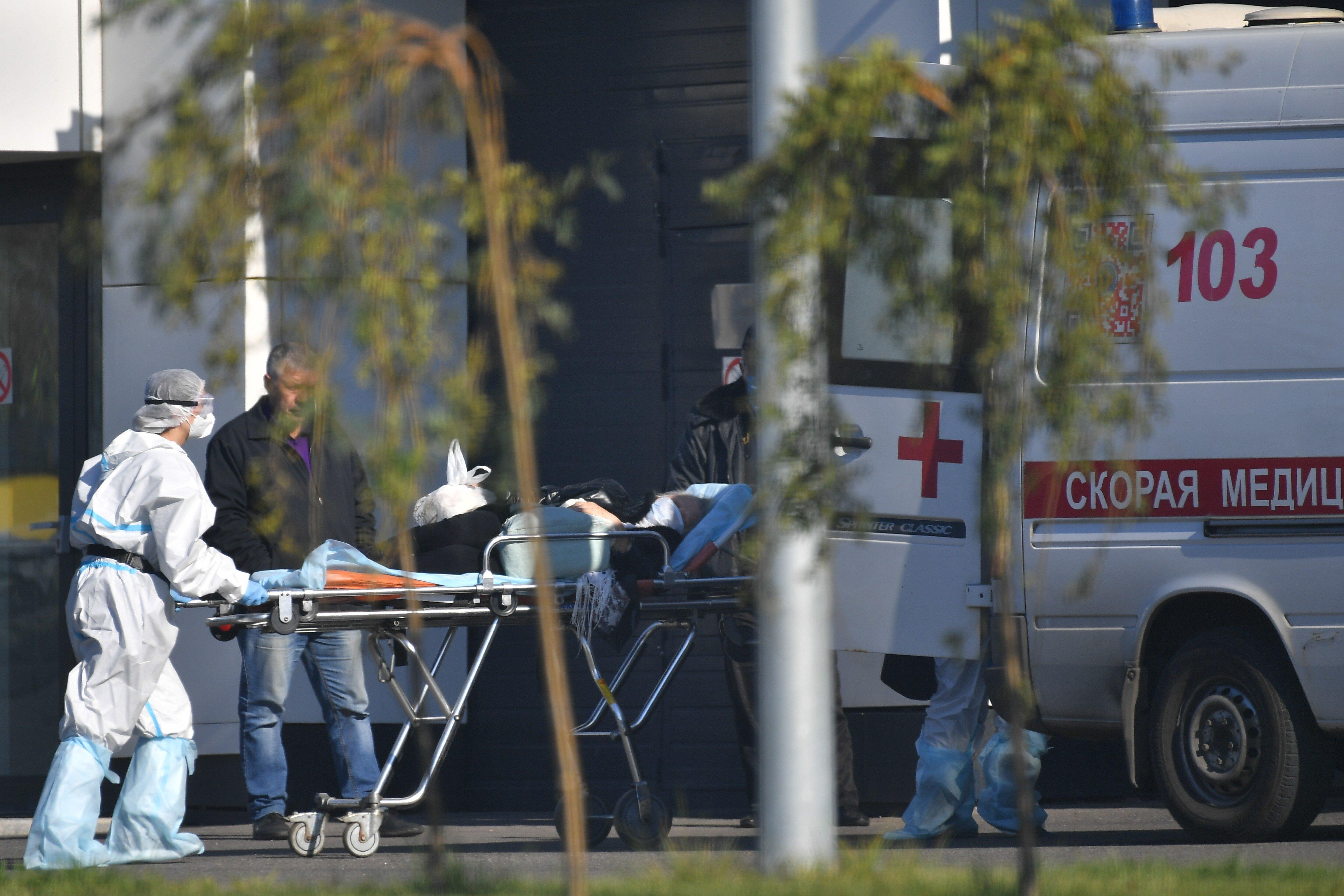 Вирусолог: Смертоносный потенциал дельта-штамма в России ещё не исчерпан