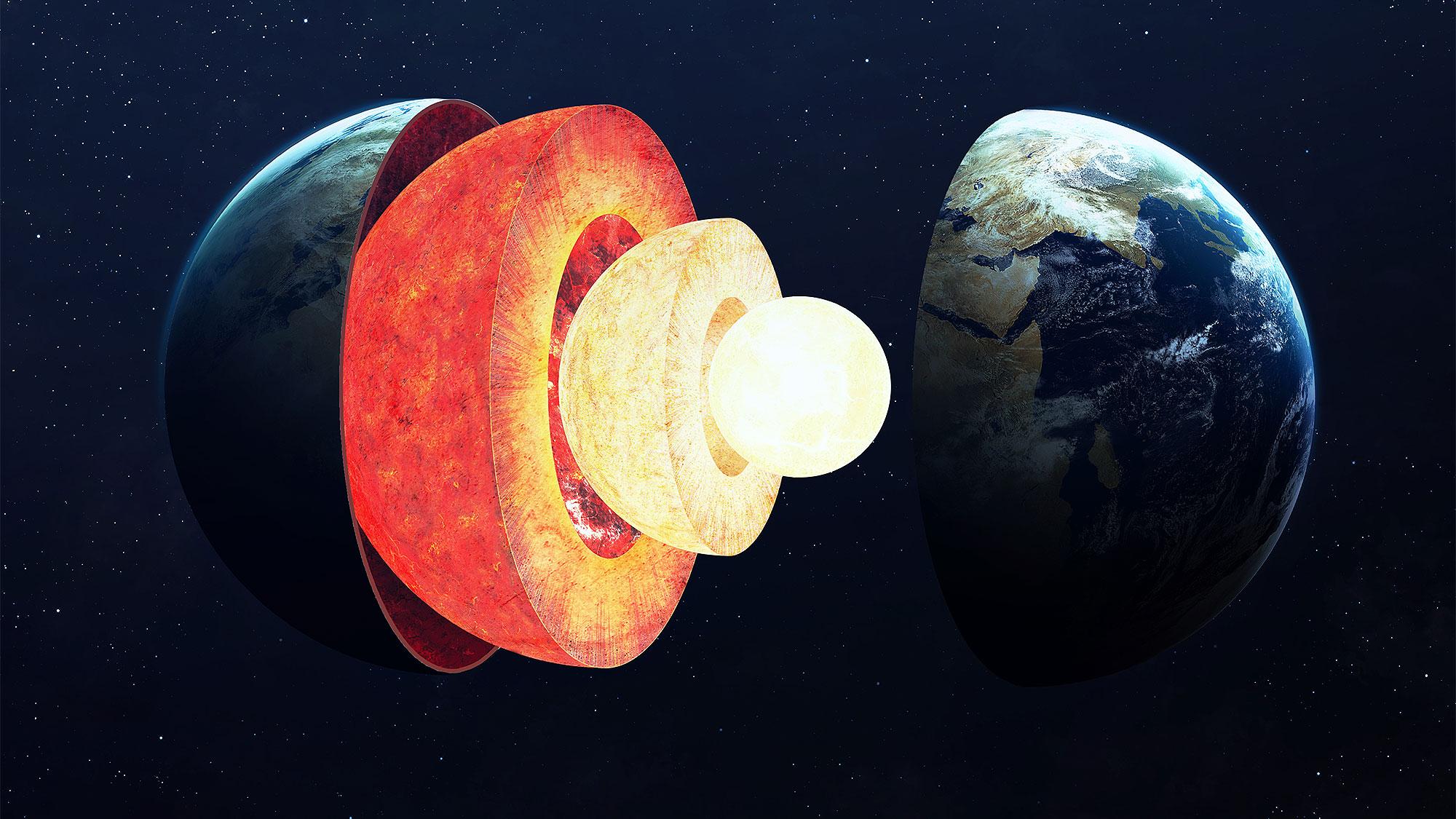 Дело не в ядре: раскрыта тайна магнитного поля Земли