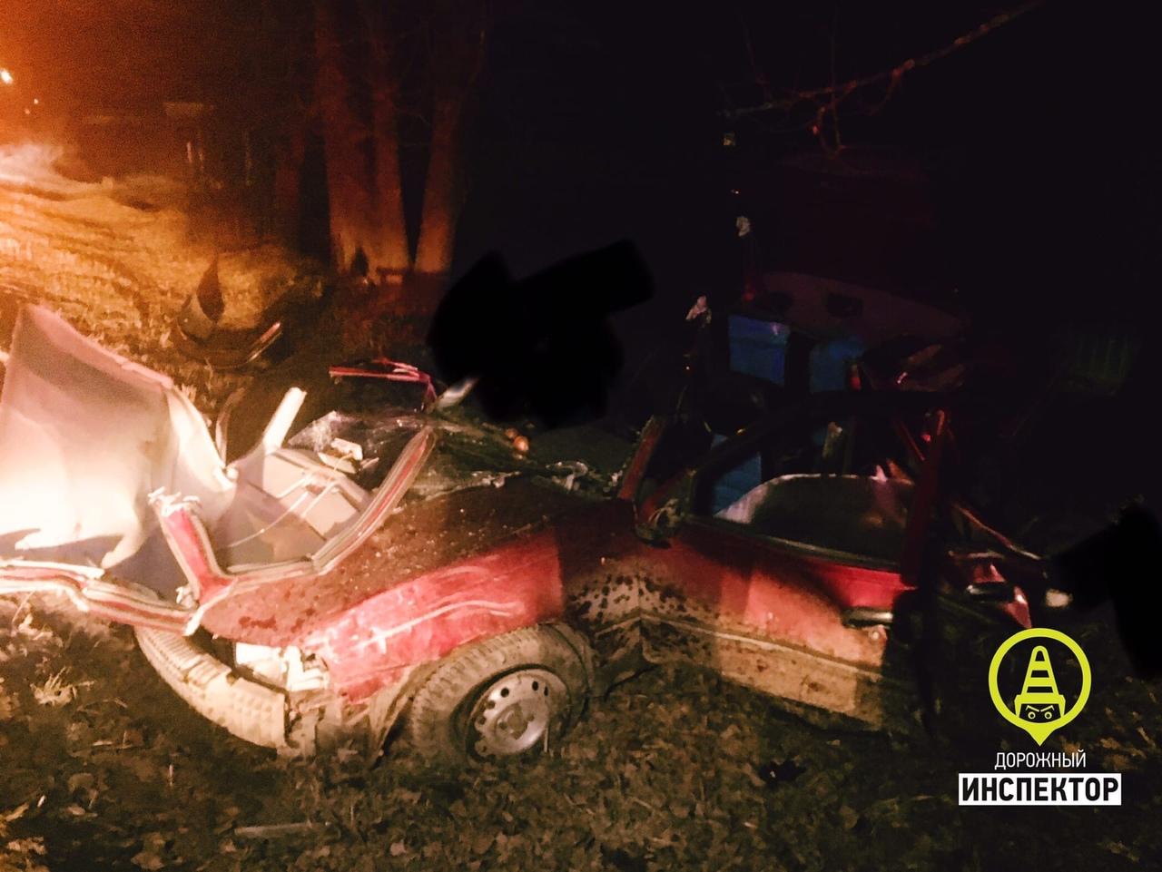 Смертельное ДТП на Дороге жизни: «Нексия» вскрыта, цел только водитель, и к нему много вопросов